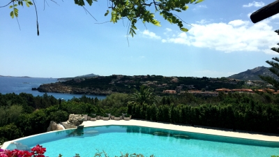 Affascinante villa sul mare a Porto Cervo