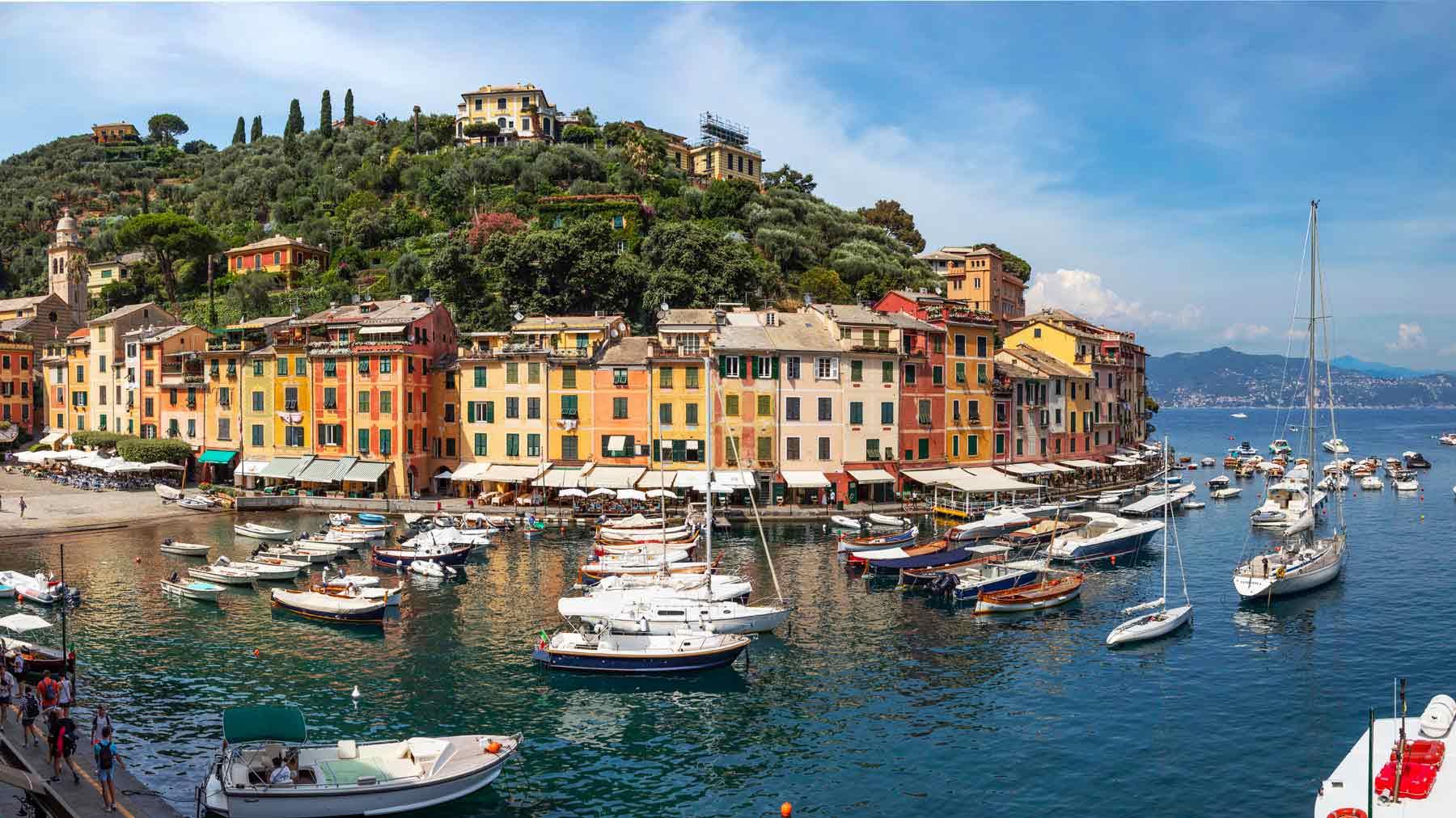 Appartamento vista mare - Portofino, Liguria | Della Spiga ...
